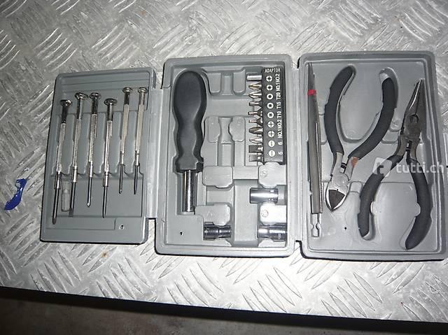 Prezisions Werkzeug