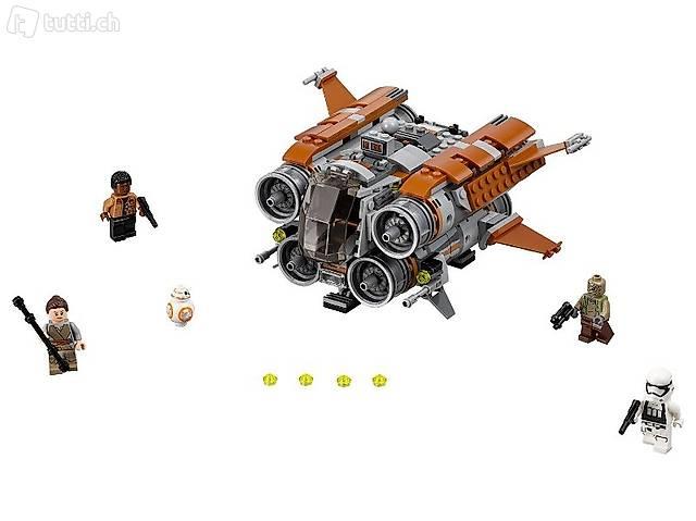 Lego OVP Star Wars 75178 Jakku Quadjumper, Neu