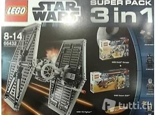 Lego 66432 Star Wars Superpack Tatooine