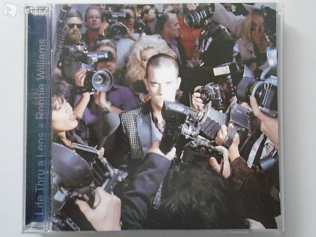 Robbie Williams, CD 1