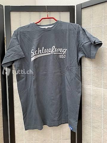 T-Shirt 'Schluefweg 1952', Grösse S, neuwertig