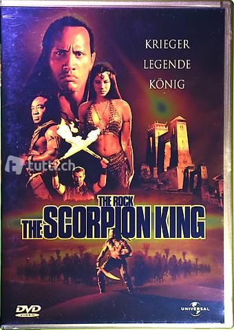 THE SCORPION KING,  THE ROCK  /  KRIEGER, LEGENDE, KÖNIG