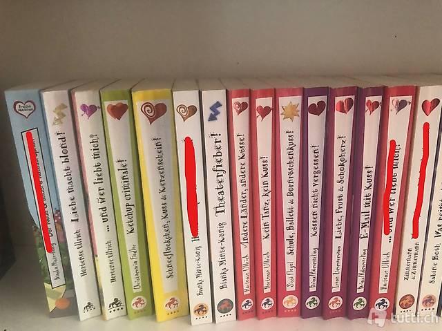 Diverse Freche Mädchen Bücher