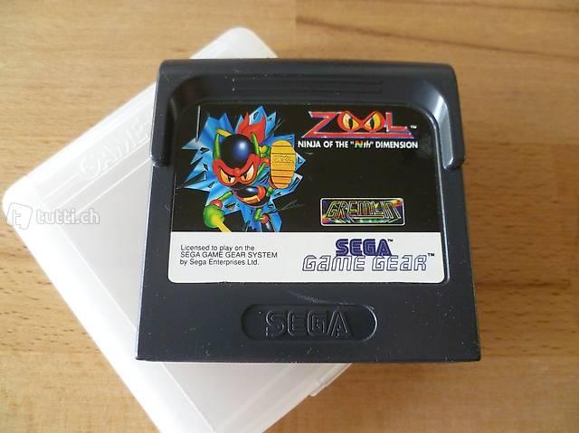 Zool für SEGA Game Gear