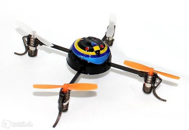 Mini Quadrocopter Skywalker im Komplettset RTF