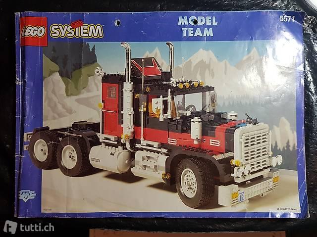 Lego Model Team 5571 Giant Truck inkl. Versand CH