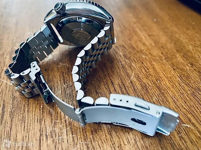 Jubilee Stahlband  Uhrenband 22 oder 20 neu
