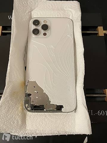 iPhone Backcover Reparatur
