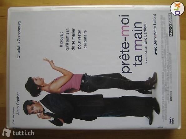 """DVD """"Prête-moi ta main"""", französische Komödie"""
