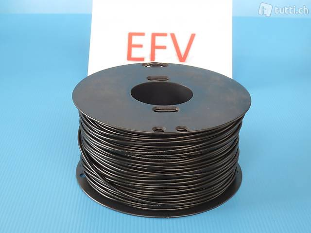 100m Rolle T-Litze 2,5mm2 mehrere Farben Elektro Modellbau