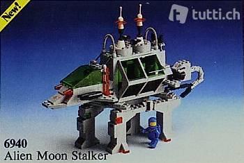 Lego 6940 Space Classic Alien Moon Stalker