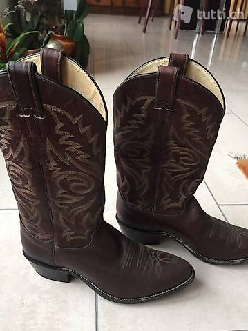 Cowboy Boots new, leather