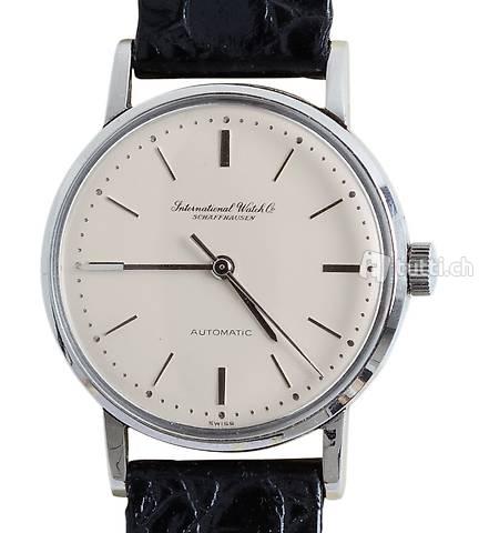 Herrenuhr Wrist Watch IWC Kal. 853, Automatic