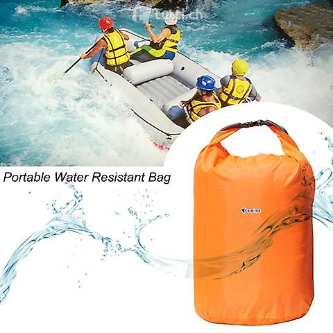 Portofrei  Bluefield 20L Wasserdichte Tasche Orange