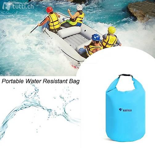 Portofrei Bluefield 20L Wasserdichte Tasche Blau