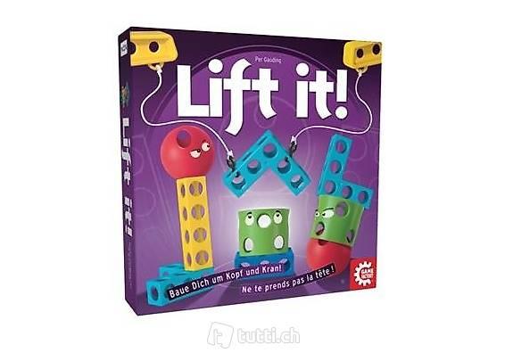 Gamefactory Lift It! ( ult.)