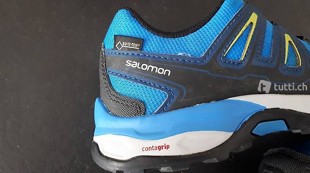 Salomon Gore Tex Schuhe Gr. 35