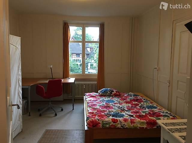WG Zimmer Wädenswil 16m2, per 1.8. 2021