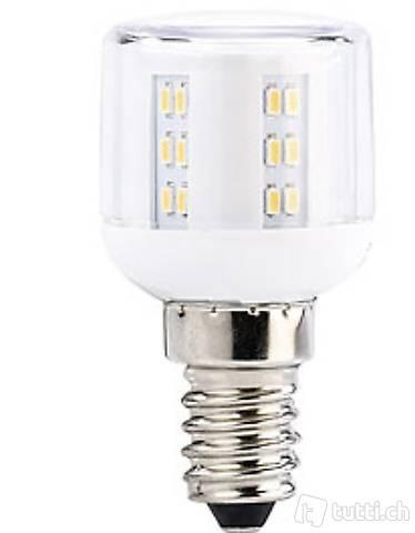 Mini-LED-Kolben, E14, A+, 3 W, 360°, 260 lm, warmweiß