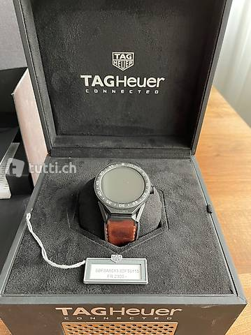 TAG HEUER Connected 45mm inkl. Zusatzband