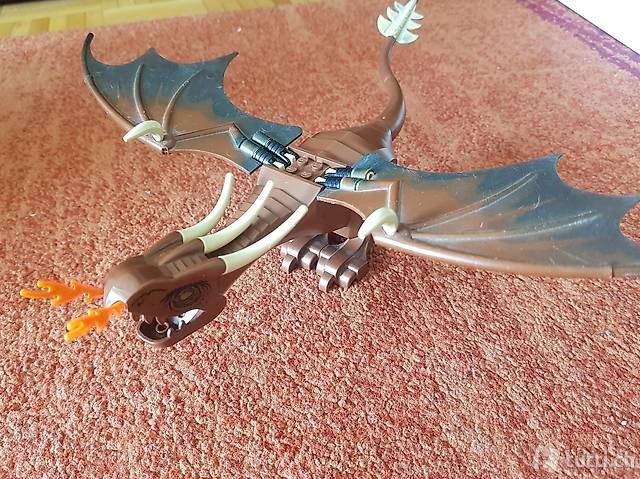 Lego Hungarian Horntail