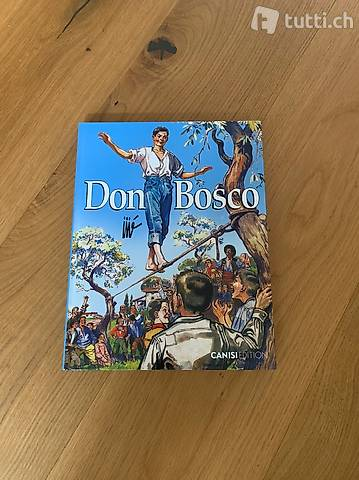 Kinderbuch Don Bosco Comic