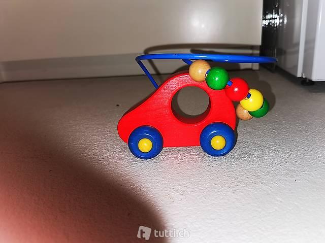 Kleinkind Spielzeug Motorik-Schleife Auto