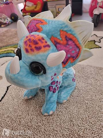 Furreal Dinosaurier Triceratops