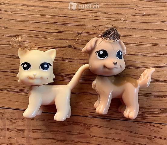 Figurine Hund Katze