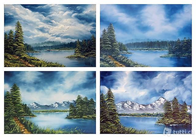 Landschaftsmalerei für Anfänger