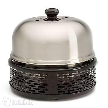 COBB BBQ Pro Compact Grill Schwarz