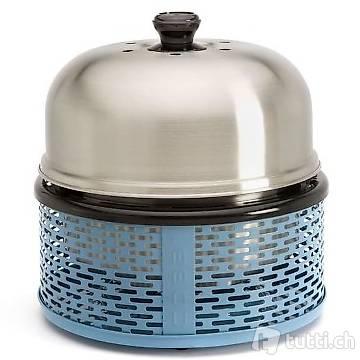 COBB BBQ Grill Pro Blau