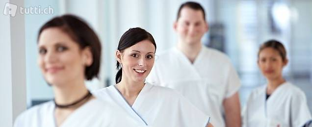 Jobangebot Schweiz: Pflegefachperson Pädiatrie