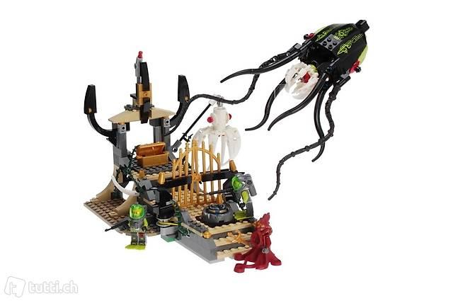 LEGO Atlantis 8061 - Tintenfischtor