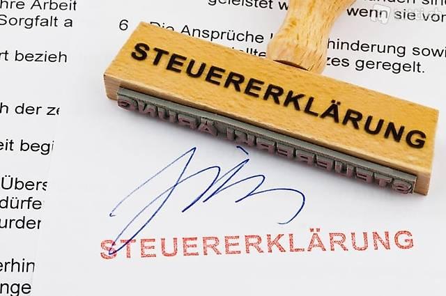 Steuererklärung / Buchhaltung / Mehrwertsteuerabrechnung