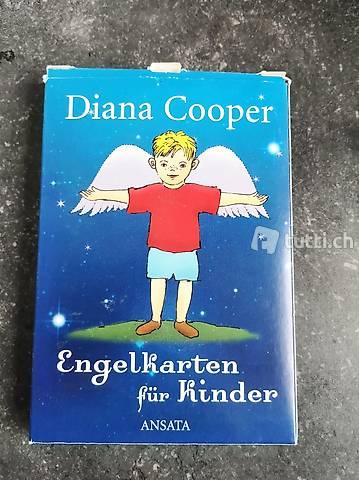 Engelkarten für Kinder von Diana Cooper