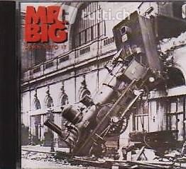 MR. BIG - Lean Into It  (Hard-Rock CD)