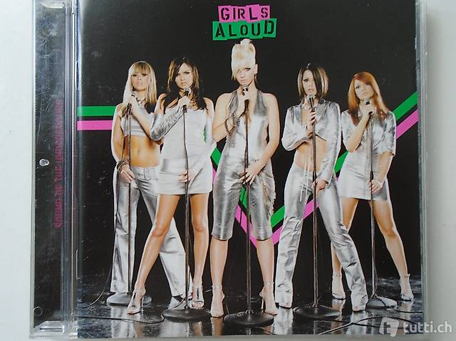 Girls Aloud, Cd