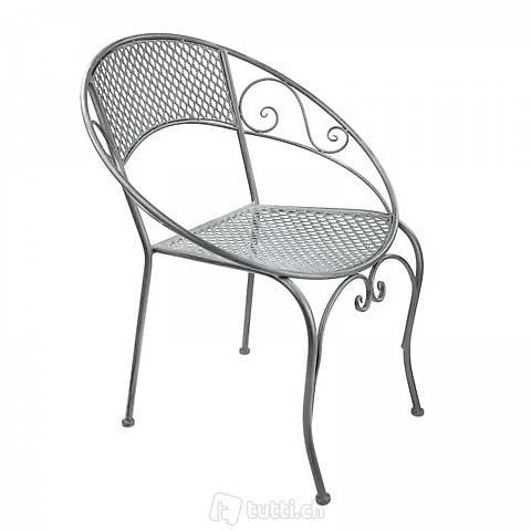 Sedia Provence grigio (Consegna gratuita)