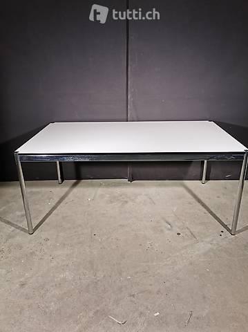 Occa. USM-Haller Tische 175/100cm Perlgrau