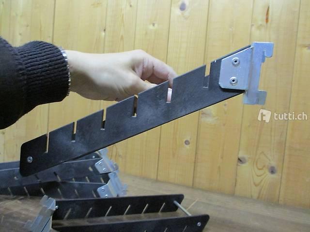 Werkzeug-Korb Ständer Lochwand Nusslé Garten Handwerk NEU!
