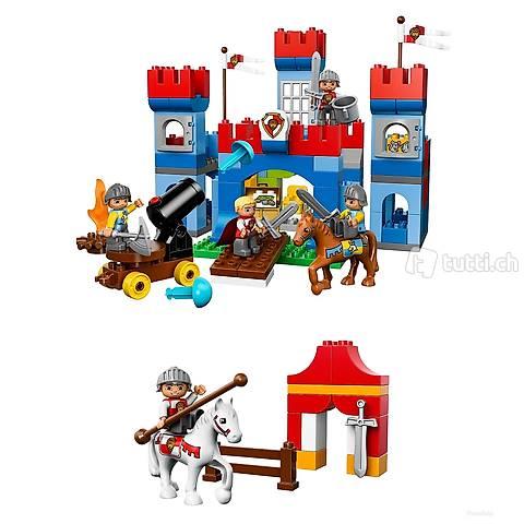 Lego 2x Duplo Ritter, Schloss