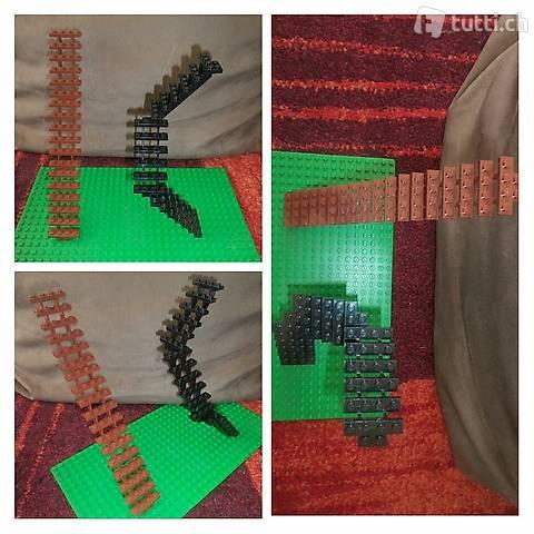Lego große Treppe, Wendeltreppe, für Turm oder anderes