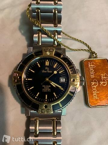 Orologio Automatico Lucien Rochat ro sub 500 watch