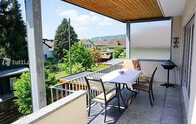 Private Room in comfortable WG-apartment 200 m2, near Baden