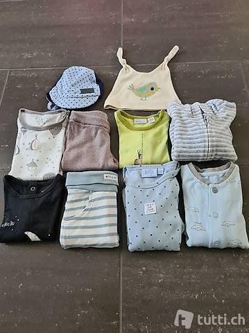 Marken Jungenkleider Gr. 50 - 10 Teile