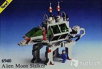 Lego Space Classic 6940 #2 Alien Moon Stalker
