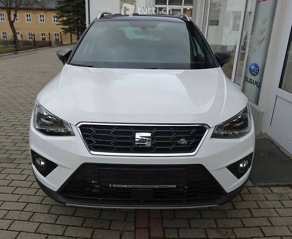 Seat Arona FR DSG 115PS in Top Zustand