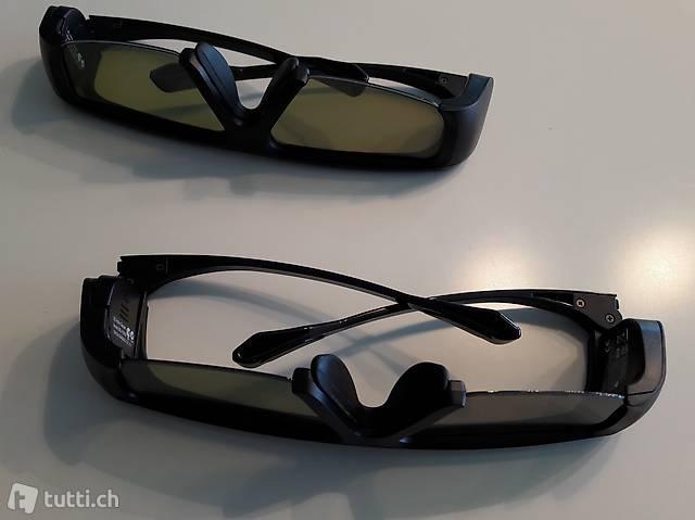 3 D-Brillen (Samsung)