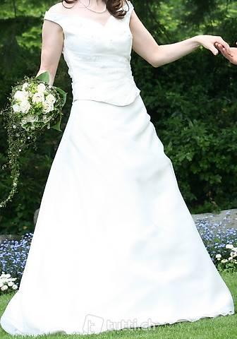 traumhaftes Hochzeitskleid Gr. 36